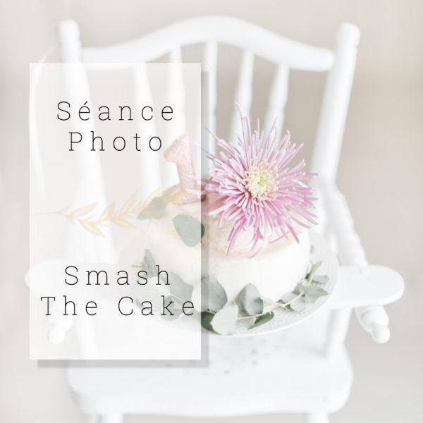 séance photos smash the cake toulouse