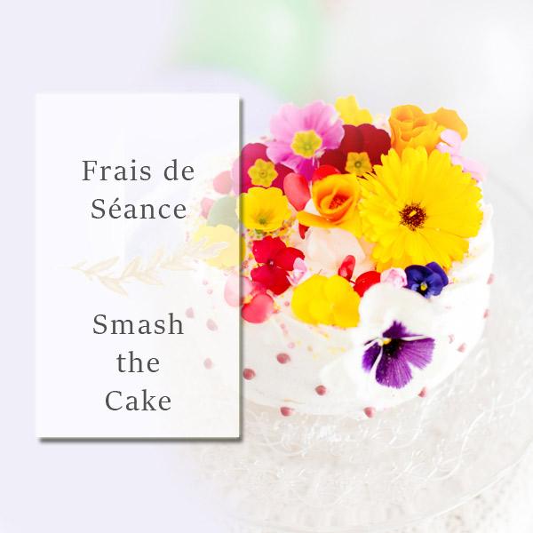 séance photos smash the cake toulouse anniversaire