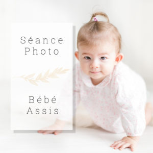 photos bébé assis, photographe Toulouse