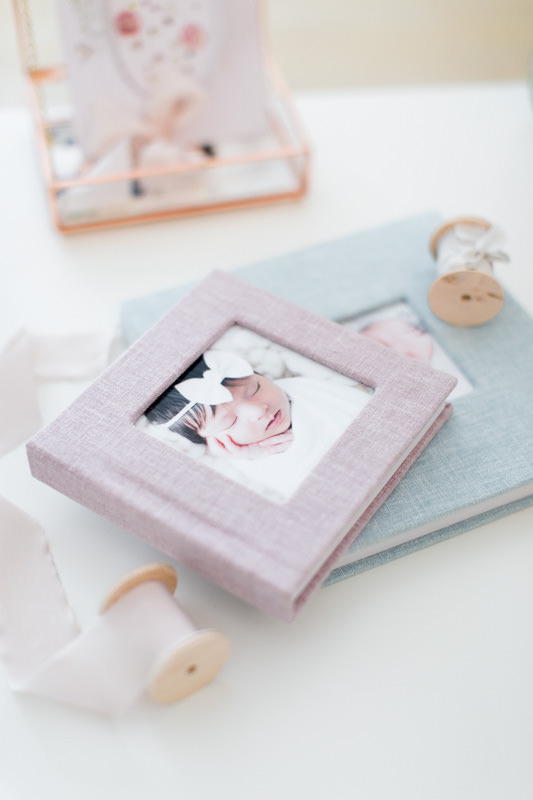 Album de photo pour bebe ou grossesse